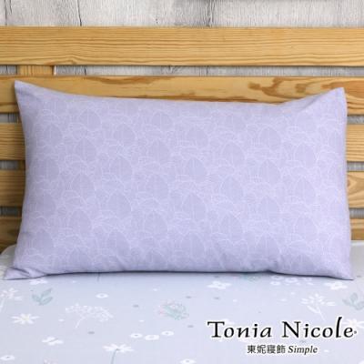 (限時下殺)Tonia Nicole東妮寢飾 100%精梳純棉印花枕套(2入)