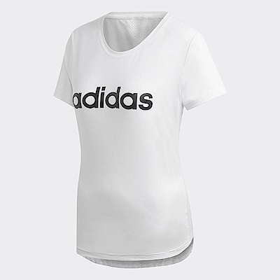 adidas T恤 Logo Tee 穿搭 運動 女款