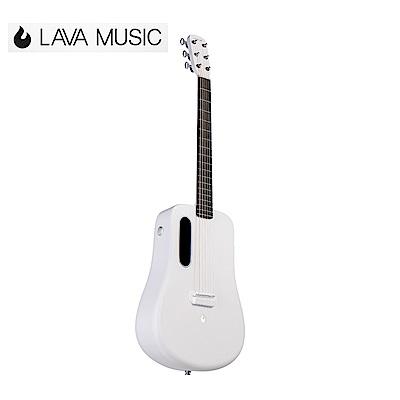 [無卡分期-12期] LAVA ME 2 L2 電民謠吉他 時尚白色款