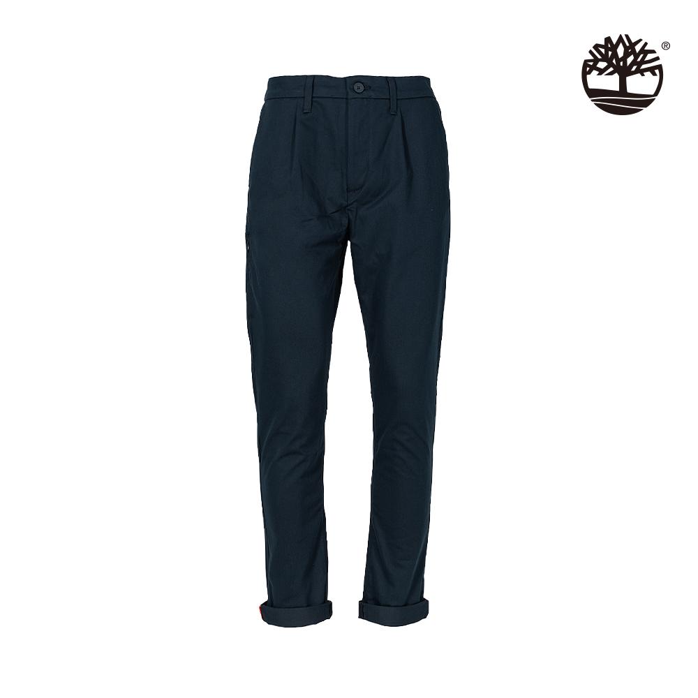 Timberland 男款深寶石藍機能長褲|A1WGQ