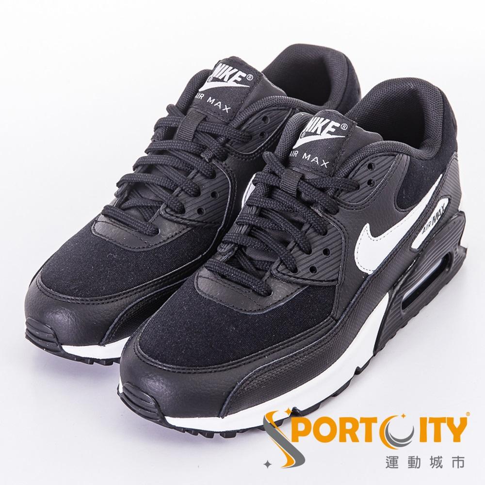 NIKE WMNS AIR MAX 90 女 休閒鞋 黑色 | 休閒鞋 |