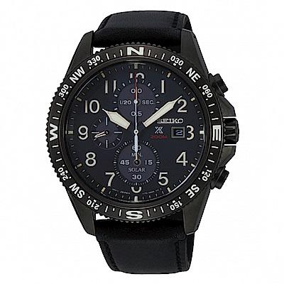SEIKO PROSPEX 陸行者太陽能計時腕錶/SSC707P1/V176-0BB0SD