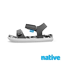 native 小童鞋 CHARLEY 小查理涼鞋-都柏林灰