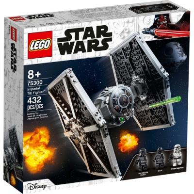 樂高LEGO 星際大戰系列 - LT75300 帝國鈦戰機
