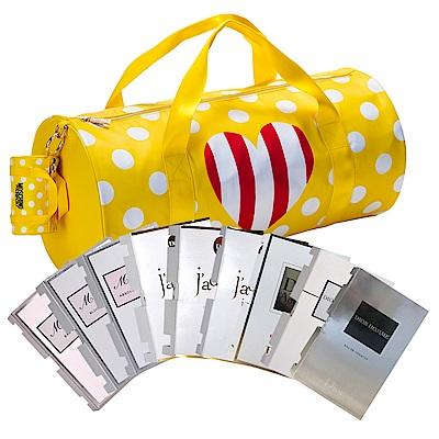 Dior 迪奧 隨機針管2入 贈 MOSCHINO點點愛心旅行袋