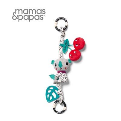 【Mamas & Papas】克瓦勒摘櫻桃(吊飾玩偶)