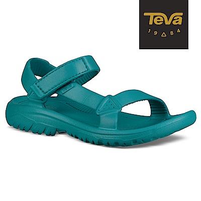 TEVA 女 Hurricane Drift 水陸輕量涼鞋-湖水藍