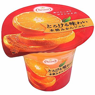 TARAMI本格蜜柑果凍210g