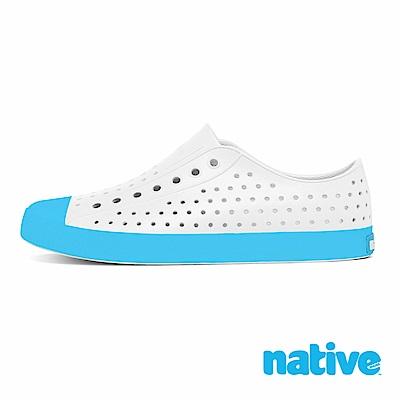 native JEFFERSON 男/女鞋-白雲藍