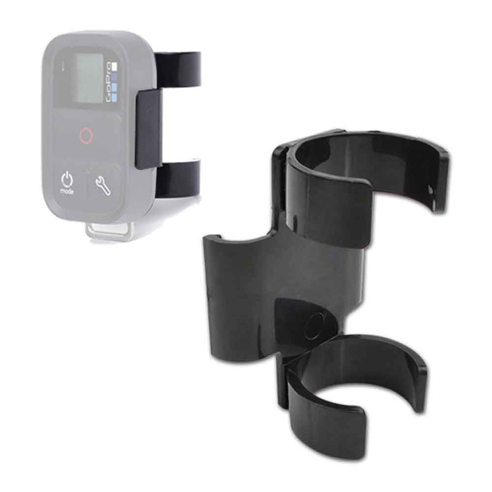 GoPro 副廠 三向多功能手持桿專用遙控器卡扣式固定座