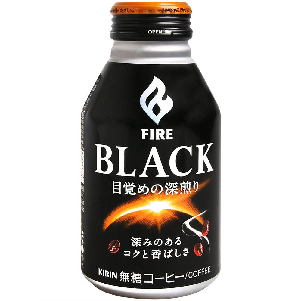 KiRin FIRE 咖啡-BLACK(275ml)
