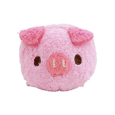 動物樂園公仔螢幕擦護 腕墊。粉紅豬 UNIQUE