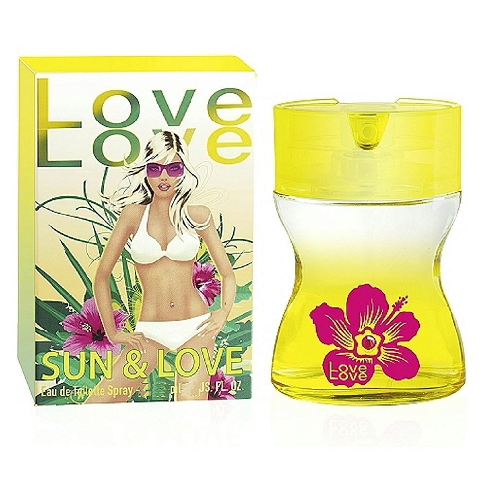 Love Love Sun & Love 陽光熱戀淡香水 100ml