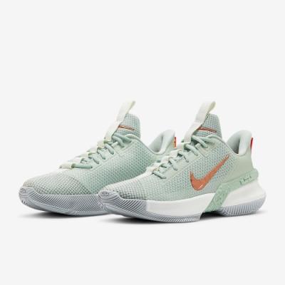 NIKE 籃球鞋 緩震 包覆 明星款 運動鞋 男鞋 綠 CQ9329300 AMBASSADOR XIII