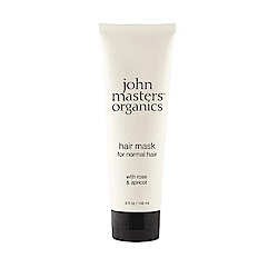 John masters organics 玫瑰杏桃修護髮膜 148ml