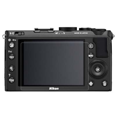 【二入組】Kamera for Nikon Coolpix A 高透光保護貼