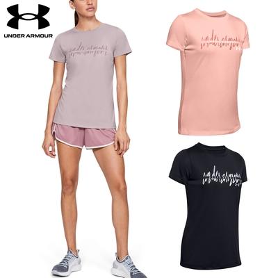 【UNDER ARMOUR】女 Tech短T-Shirt(三款任選)