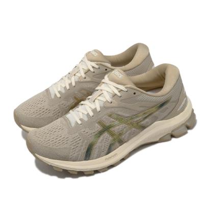 Asics 慢跑鞋 GT-1000 10 Earth Day 男鞋 亞瑟士 地球日 永續環保 吸震 穩定 米 淺褐 1011B233101