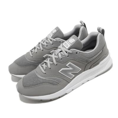 New Balance 休閒鞋 CM997HFJ D 運動 男女鞋 紐巴倫 經典款 舒適 情侶穿搭 反光 灰 銀 CM997HFJD