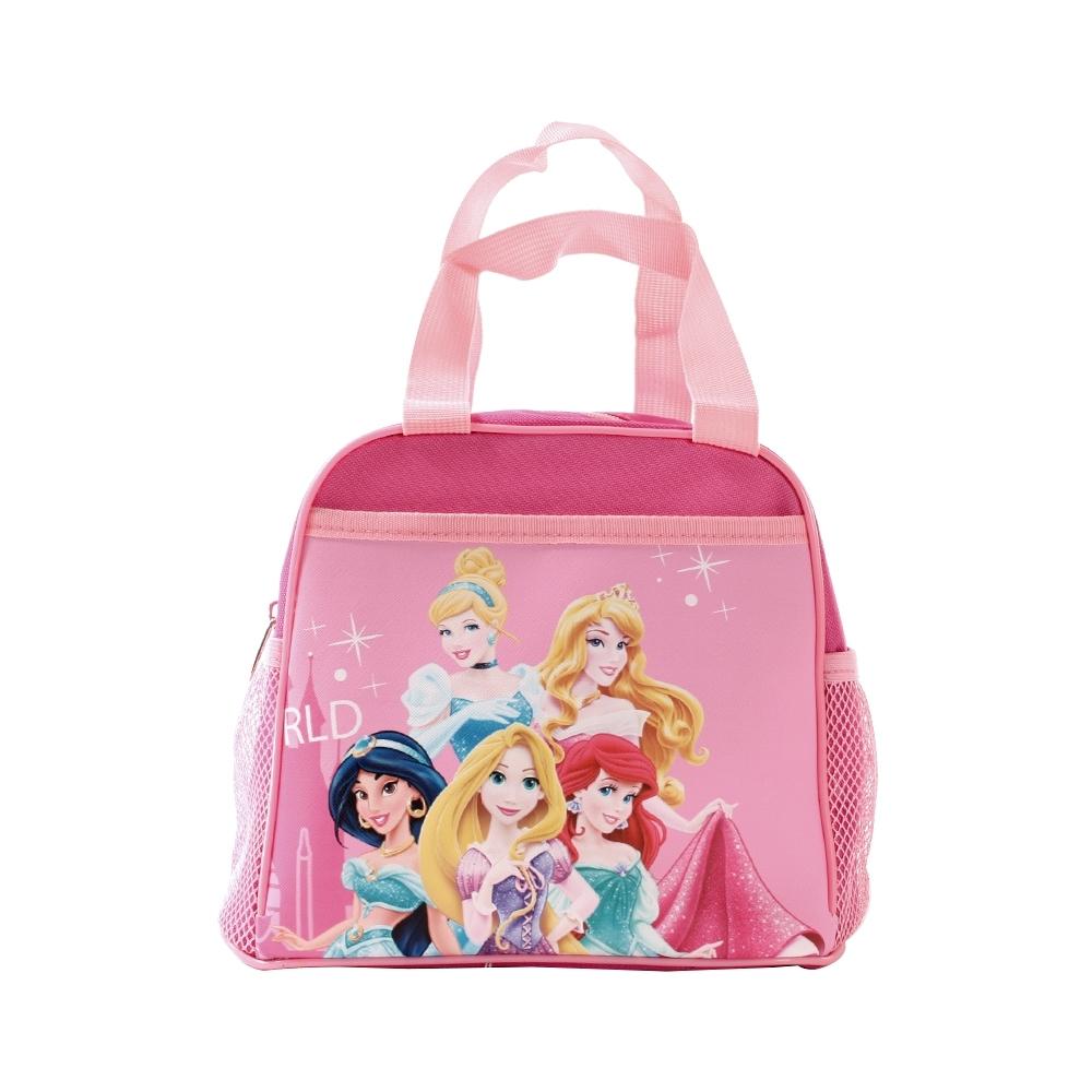 便當袋 迪士尼公主授權正版手提袋  f0396 魔法Baby