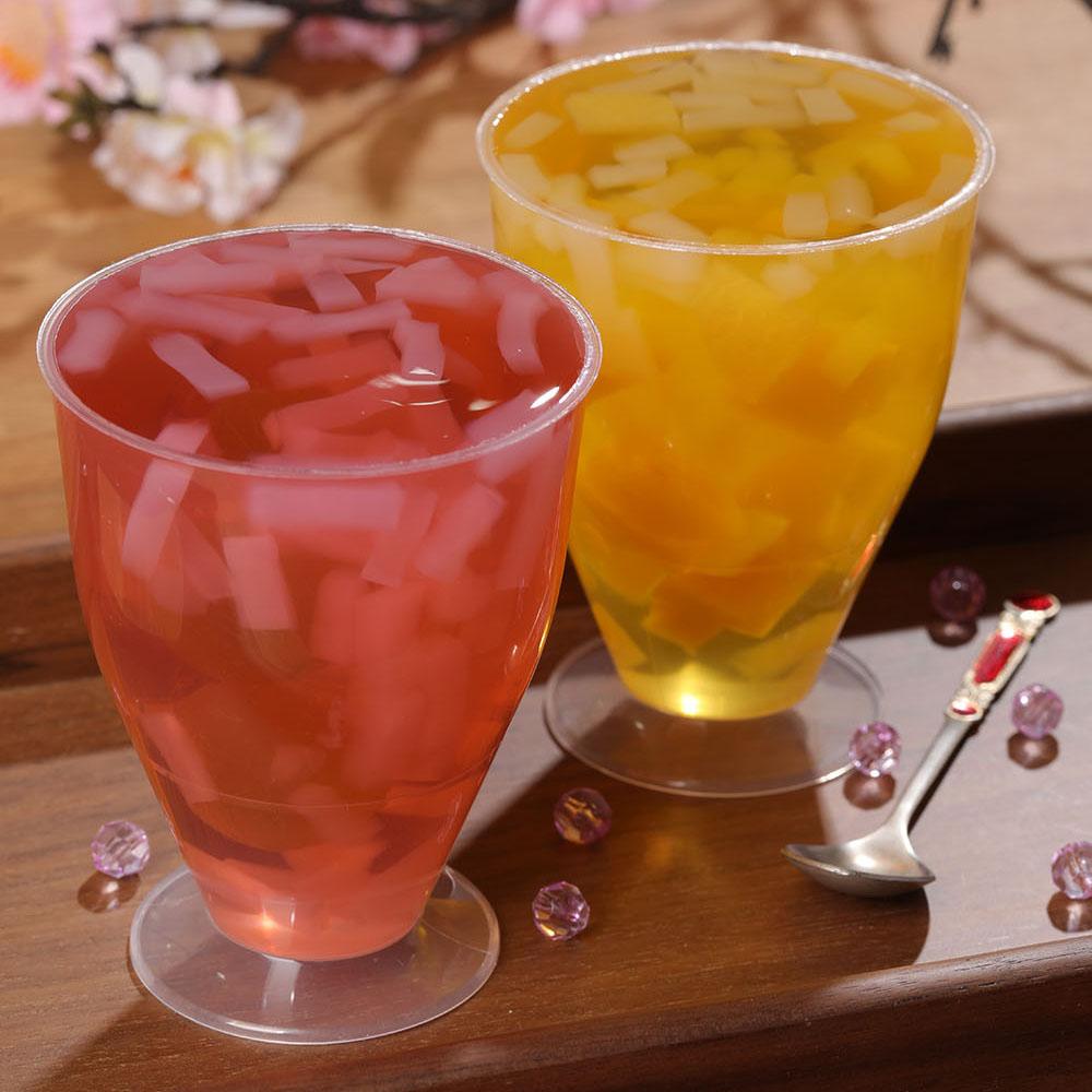 楓之漾 胖胖杯果凍-水蜜桃口味(245g/杯)