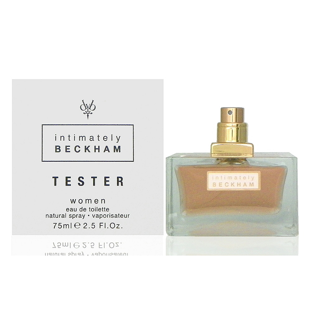 David Beckham Intimately 迷人小貝女性淡香水 75ml Test