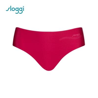 sloggi ZERO Feel 零感系列平口褲 紅玫瑰