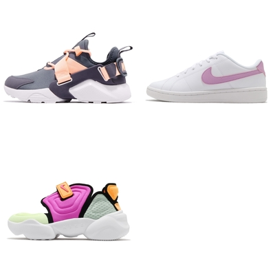 Nike 休閒 忍者鞋 小白鞋 Court  女鞋 3色單一價 CU9038101 AH6804012