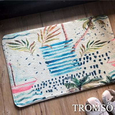 TROMSO 綿羊絨超吸水大地墊-夏日帆船