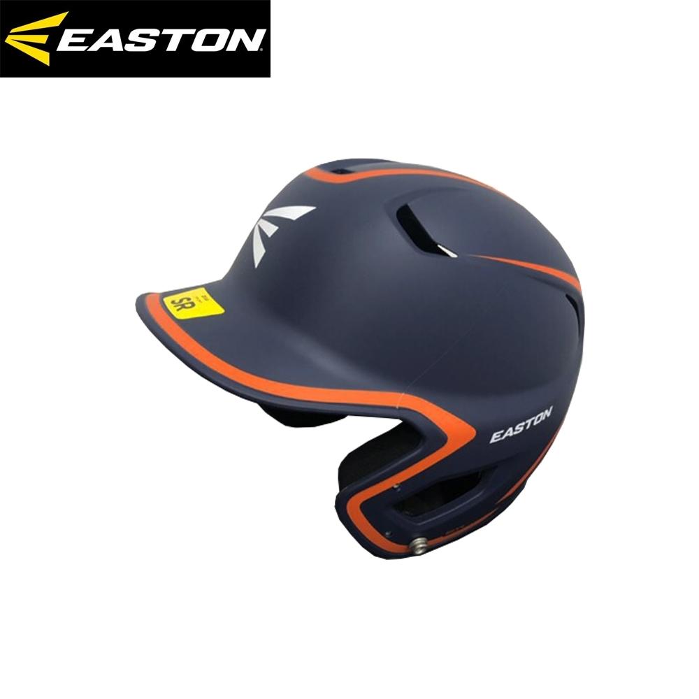 EASTON Z5 2.0 MATTE 2TONE 進口打擊頭盔 深藍橘 A168-508