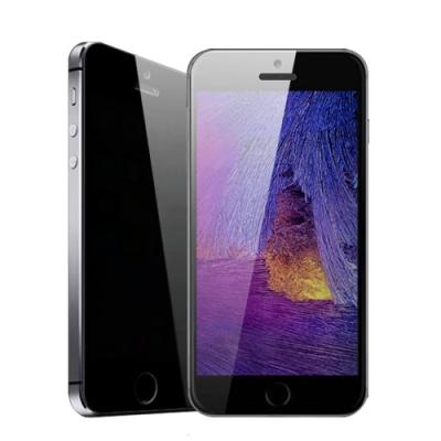 iPhone 5/5S/SE 高清防窺 9H 鋼化玻璃膜 手機螢幕保護貼