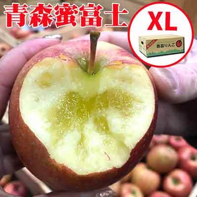 [甜露露]青森富士蘋果XL 10顆宅配盒(3kg)