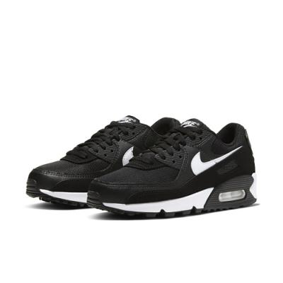 NIKE 運動鞋 氣墊 緩震 休閒鞋 女鞋 黑 CQ2560-001 Air Max 90
