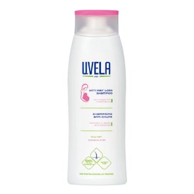 UVELA歐薇菈 微量元素孕髮洗髮精(油性髮質適用)300ml