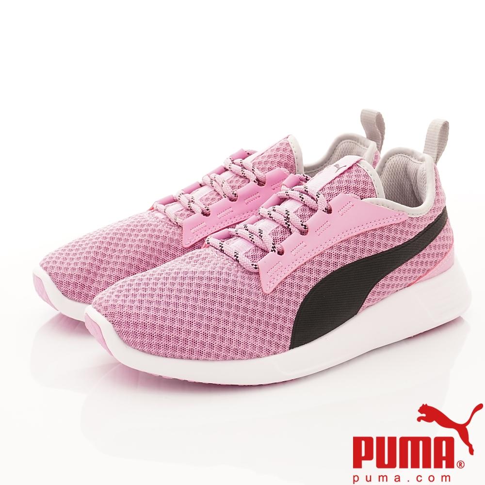 PUMA童鞋 透氣流線運動款 TH64029-13粉(中小童段)