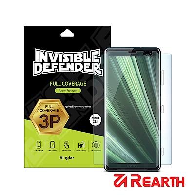 Rearth Sony Xperia XZ3 滿版高透光螢幕保護貼(三片裝)