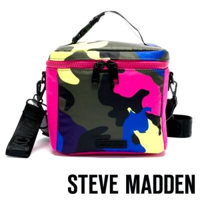STEVE MADDEN-BCHILLIN 手提肩背多功能保溫野餐包-迷彩色