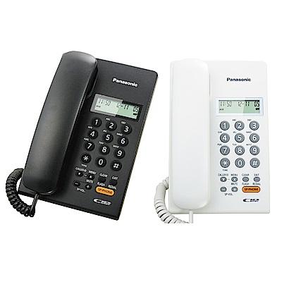 Panasonic國際牌 免持擴音來電顯示有線電話 KX-T7705