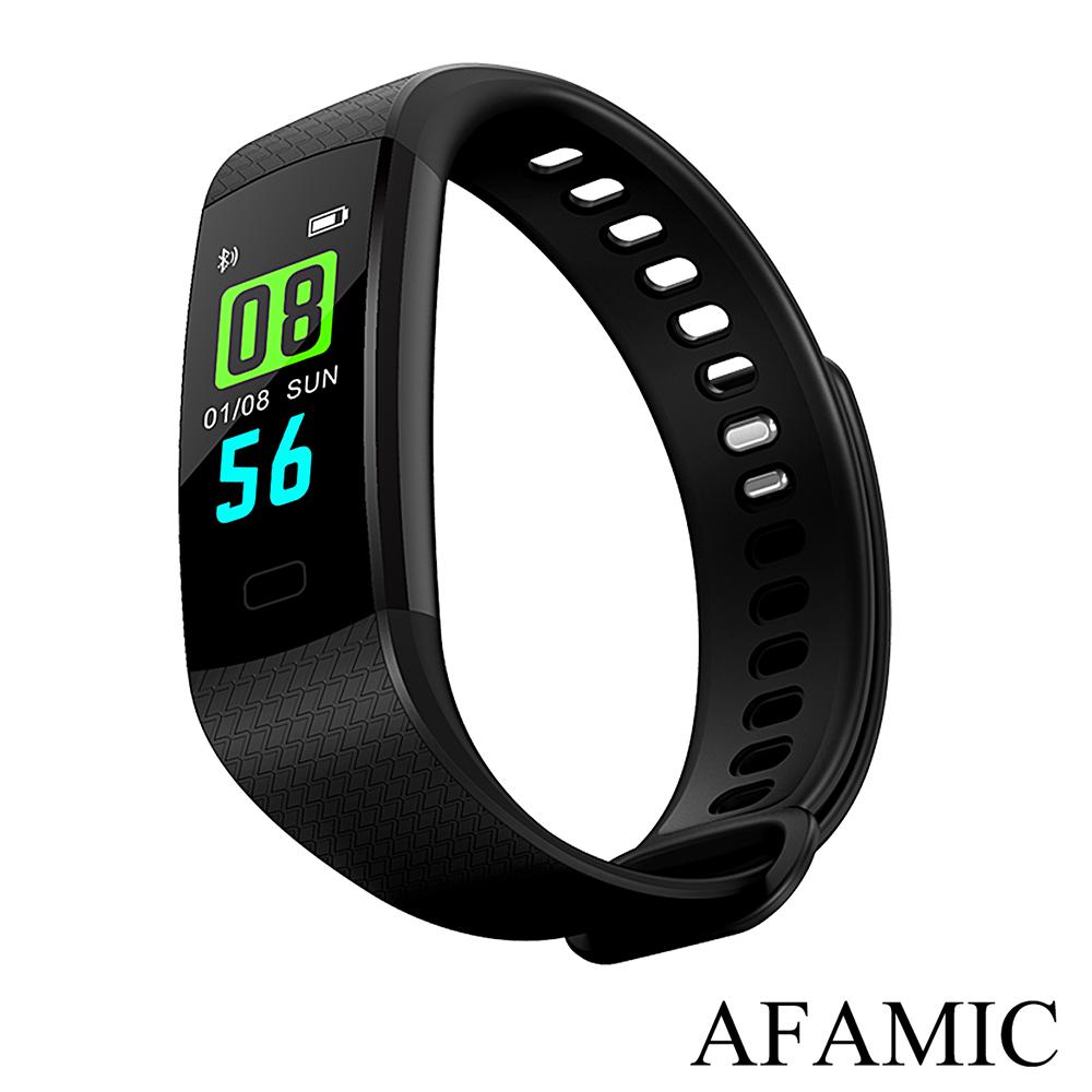 【AFAMIC 艾法】M5動態彩屏智能心率GPS手環
