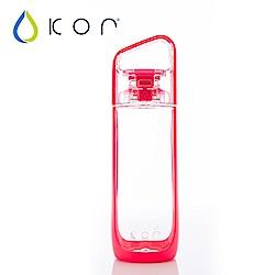 美國KORwater KOR Delta隨身水瓶500ml 螢光桃(快)