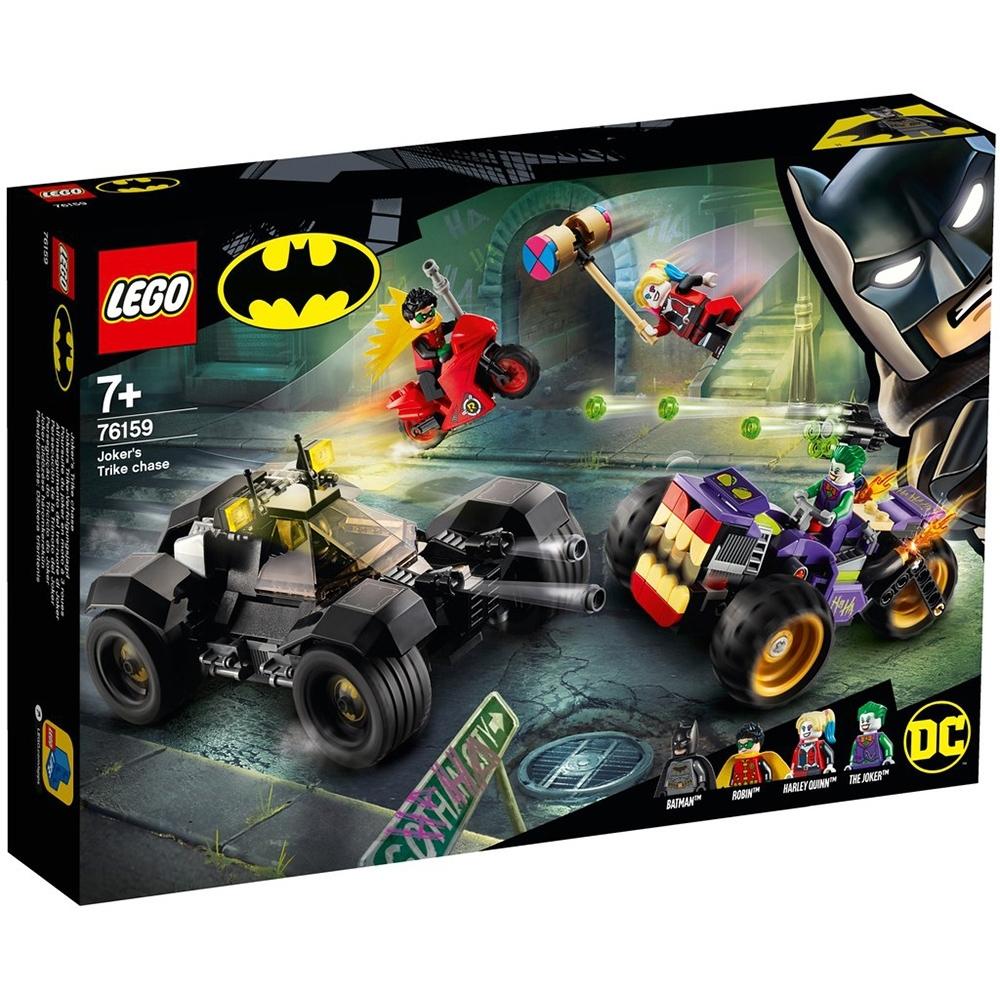 樂高LEGO 超級英雄系列 - LT76159 Joker's Trike Chase