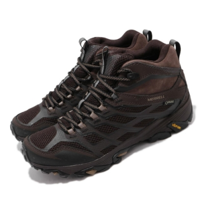 Merrell 戶外鞋 Moab FST Mid GTX 男鞋