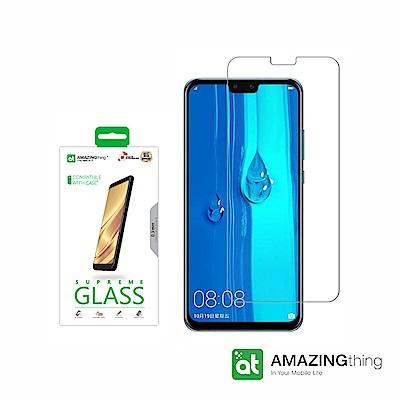 AMAZINGthing 華為 Y9 2019 高透光強化玻璃保護貼