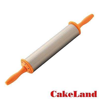 日本CakeLand 專業調節式鋁合金桿麵棒-日本製