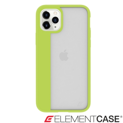 美國Element Case iPhone 11 Pro Max Illusion-活力綠