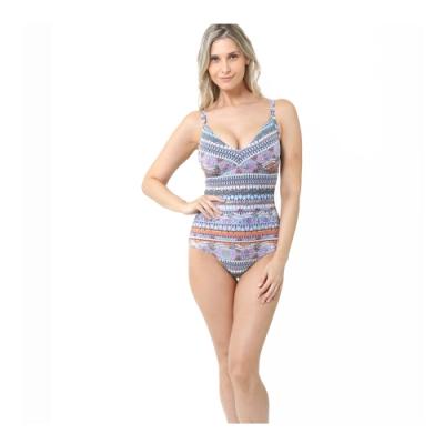 澳洲Sunseeker泳裝Ethnic Gypsie系列民俗風連身式泳衣D罩杯