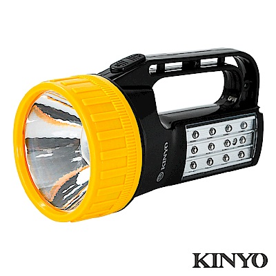 KINYO多功能充電式LED探照燈LED306