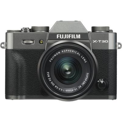 FUJIFILM X-T30 XC 15-45mm 變焦鏡組(公司貨)