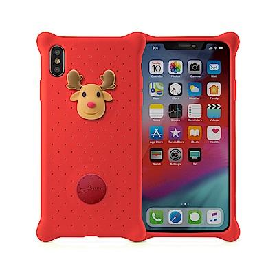 BONE / Phone XS Max 泡泡保護套-麋鹿