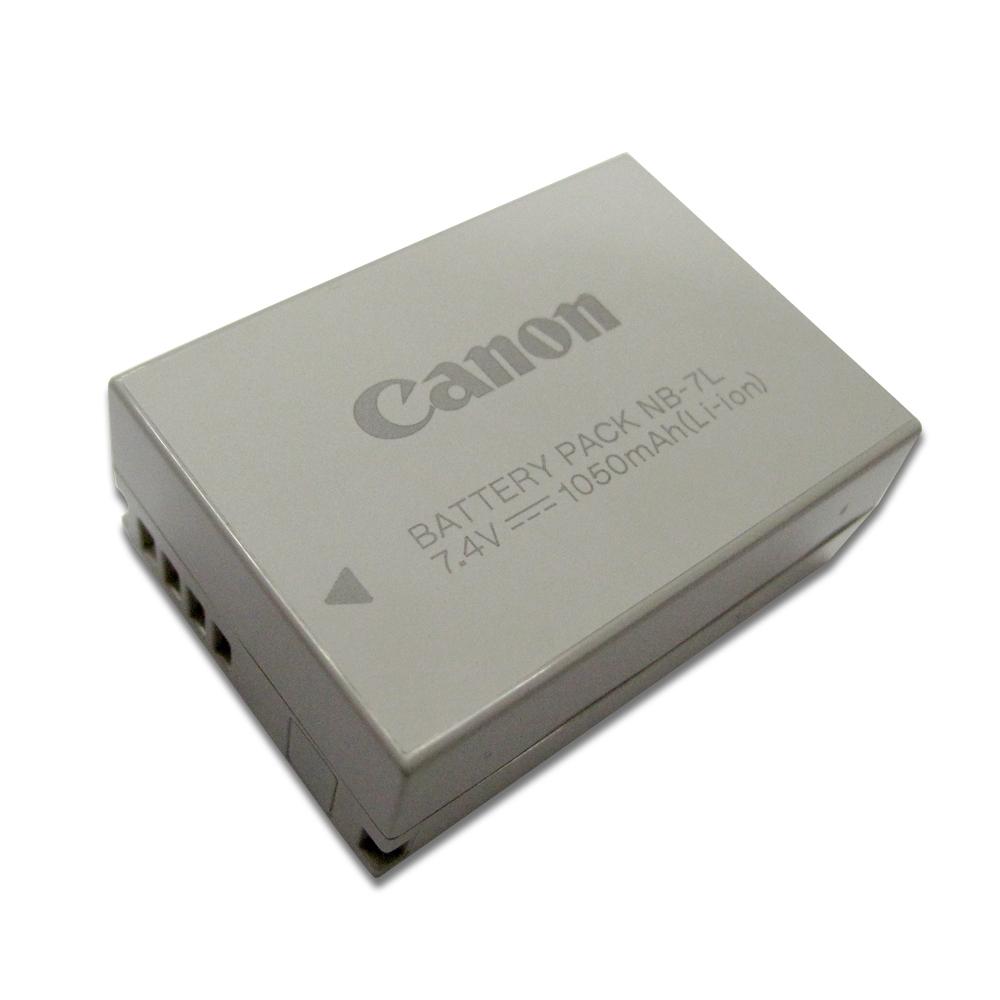 Canon NB-7L / NB7L 專用相機原廠電池(平輸-密封包裝)